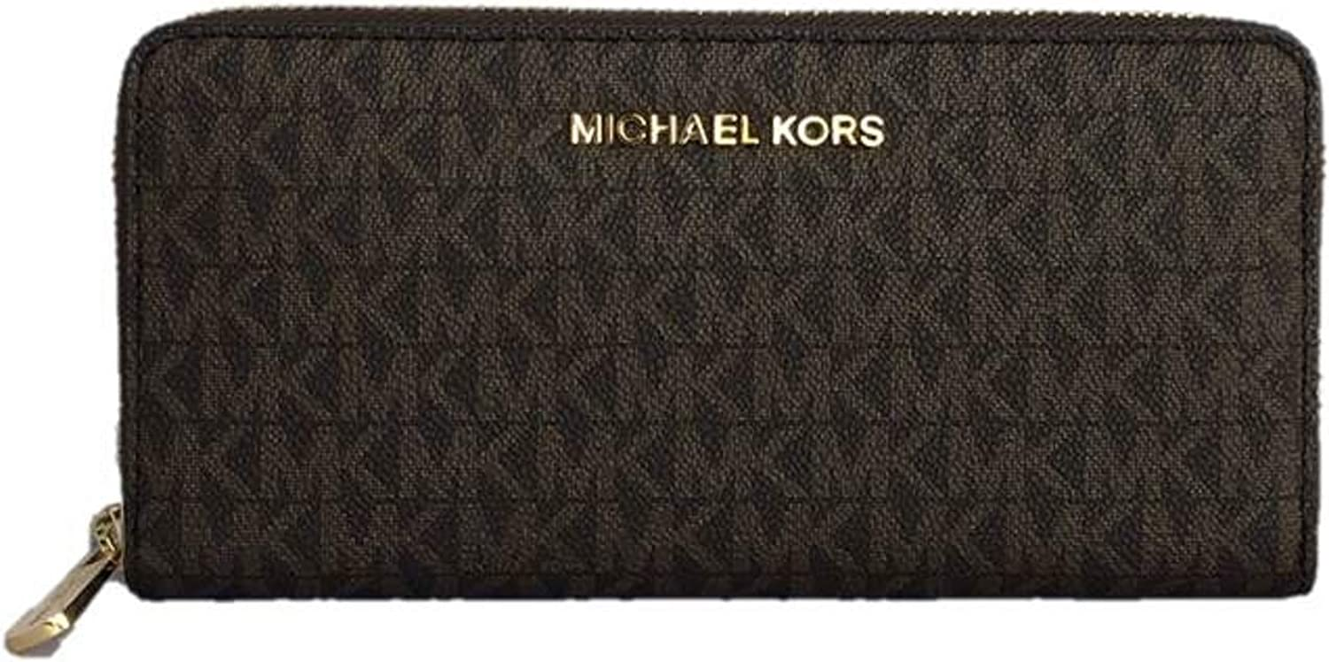 Michael Kors Giftables Large Zip Around Continental Wallet with Gift Box