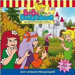 Das geheimnisvolle Schloss (Bibi Blocksberg 92)