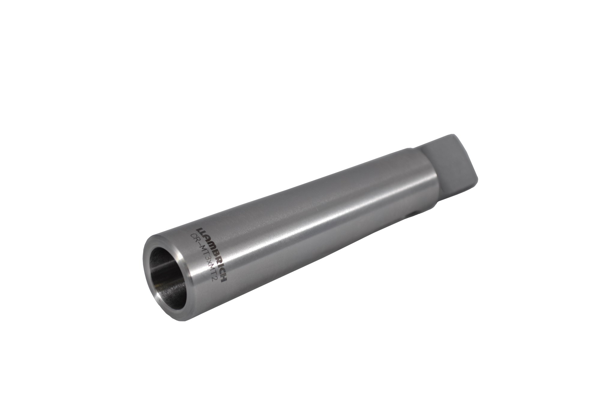 Llambrich CR-3 x 2 Drill Sleeve, 3-2 Morse Taper, Hardened Steel