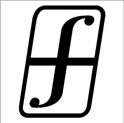 Amazon Forum Snowboard Vinyl Decal Sticker Black Automotive