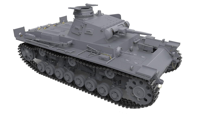 Unbekannt MiniArt MA35166 - 1/35 Pz. Kpfw III AUSF. C MIN35166