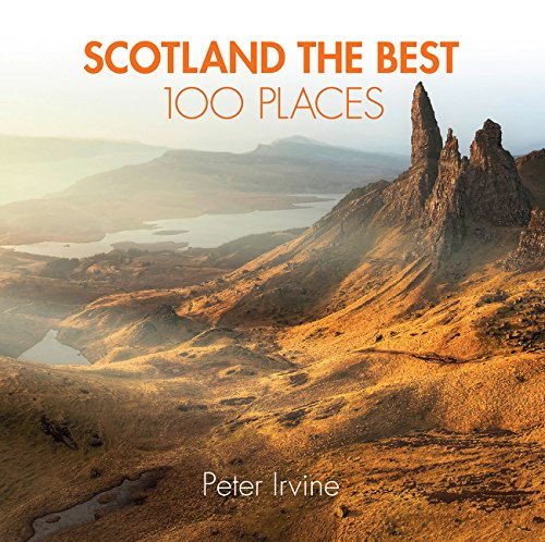 Peter Irvine, bestselling author of Scotland the Best, has selected 100 extraordinary places that epitomize what is truly great about Scotland. This personal and diverse compendium is illustrated with beautiful and evocative images by some of Scot...