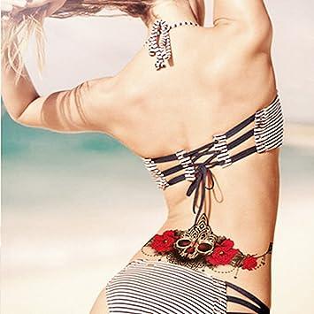 Lzc Trop Grand Tatouage Temporaire Adulte Sexy Femme Pour L Epaule