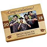 GiftsForYouNow Congratulations Personalized Photo Keepsake Box