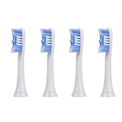 4 uds (1x4)de cabezales de recambio para cepillos de dientes E-Cron®. Philips Sonicare ...