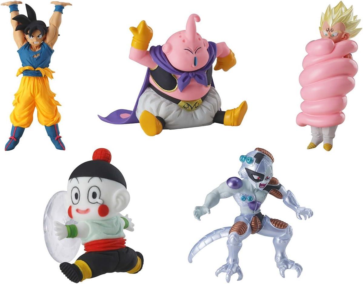 Gashapon Dragon Ball Z Desktop Figure Collection Set