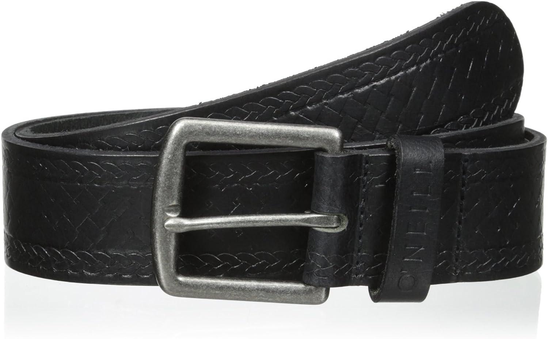 ONeill Mens Patrol Leather Belt