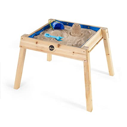 Exceptionnel Plum Build And Splash Wooden Sand And Water Table