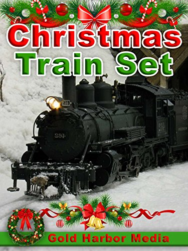 Christmas Train Set - Music Christmas North Pole