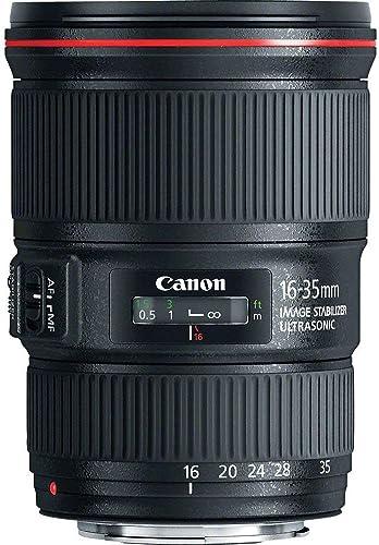 Canon EF 16-35mm f/4L IS USM L-series Lens for Canon Digital SLR Cameras