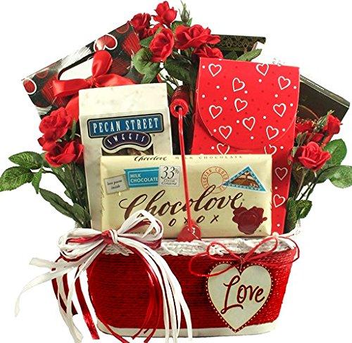 ChocoLOVE Valentines Day Gift Basket