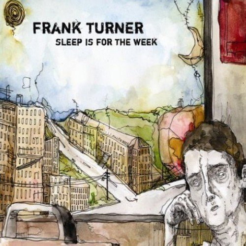 Image result for frank turner sleep is for the week