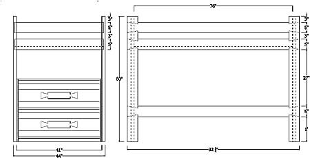 Construye Tus Propios Planes de Cama Loft DIY para niños College ...