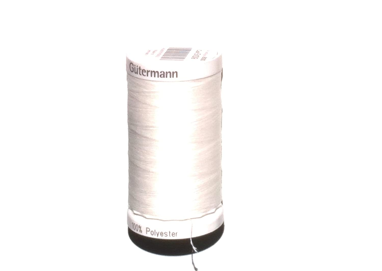 Gutermann Sew todos Hilo 800 Blanco