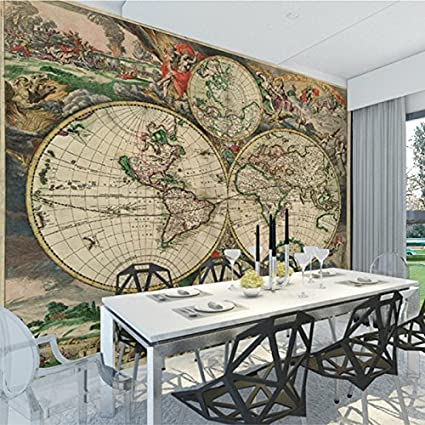 LHDLily 3D Wallpaper Mural Wall Sticker Thickening The Most ...