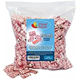 Bazooka Bubble Gum Original Chunks, 4 LB Bulk Candy