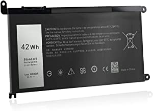 ROLADA WDXOR Notebook Battery Replacement for Dell Inspiron 15 5565 5567 5568 5578 7560 7570 7579 7569 13 5368 5378 7368 7378 17 5765 5767 5770 Series P/N: FC92N 3CRH3 T2JX4 CYMGM