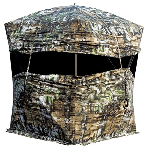 Primos E-deer Electronic - Primos PS60075 Double Bull Bullpen Ground Blind, Camouflage