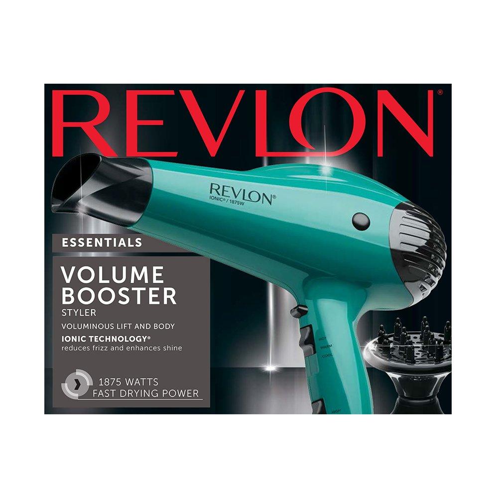 Amazon.com  Revlon 1875W Volume Booster Hair Dryer  Beauty c4d9b4f0d4