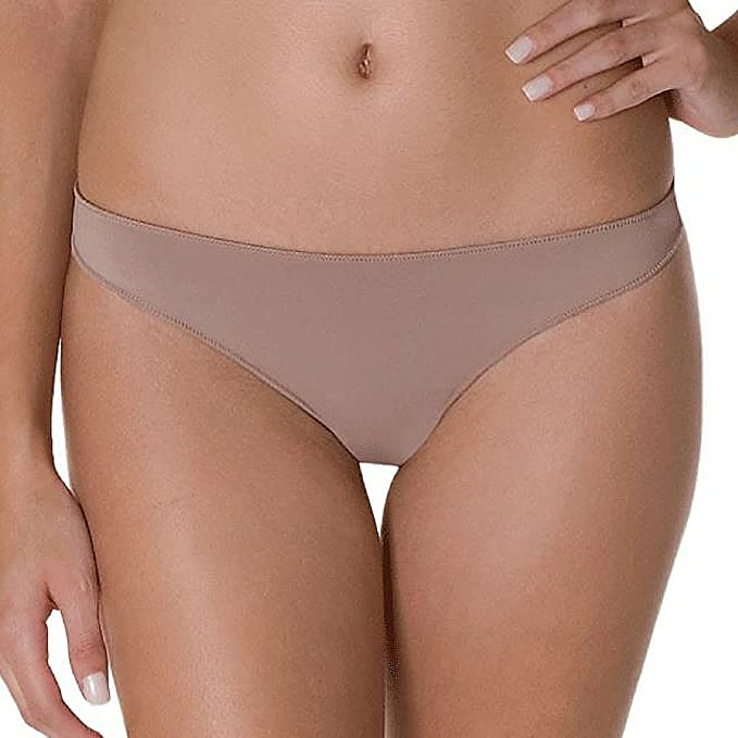b3d7f01e6809 Gianine Bikini Nude Brazilian Thong Panty. Hipster Briefs Women's ...