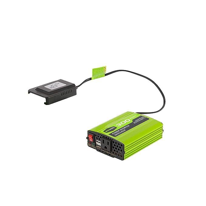 Amazon.com: Inversor de potencia Greenworks 40V ...