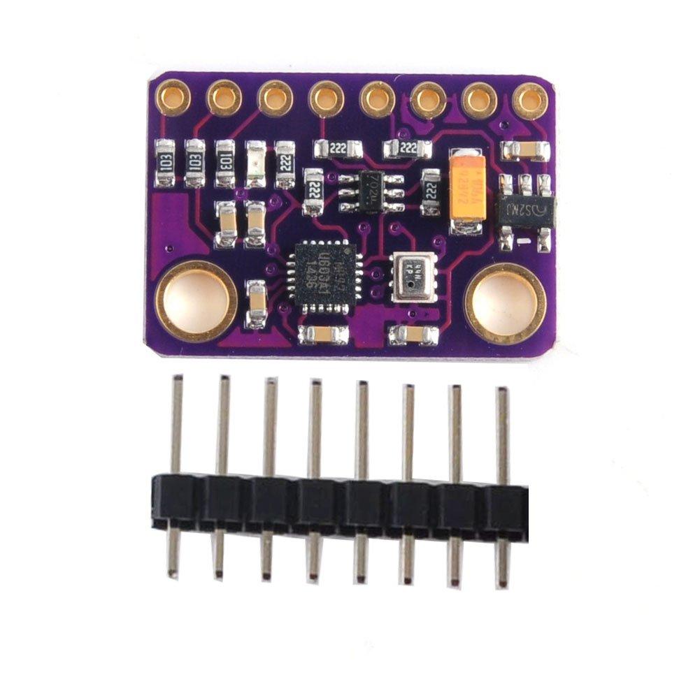 Diymall Mpu-9250 9dof Module Nine-axis Attitude Gyro Compass Acceleration Magnetic Field Sensor by DIYmall