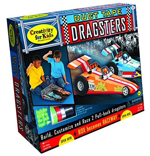Creativity for Kids Duct Tape Dragster