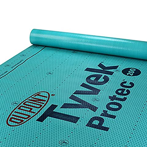 DuPont Tyvek Protec 200 Roof Underlayment - 4' x 250' Roll