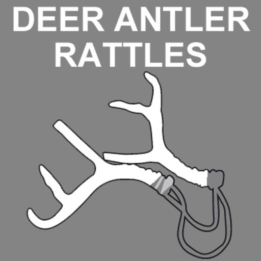 Deer Antler Rattles & Deer Calls & Deer Sounds for Deer - Bucks Rattle