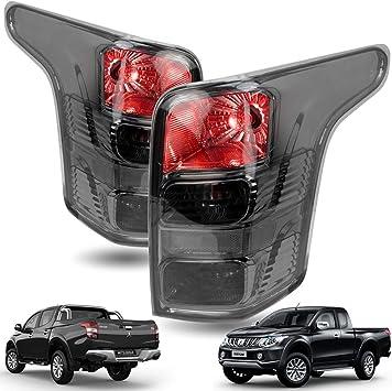 Rear Tail Brake Third Red Led Light for Mitsubishi L200 Triton Pickup Truck