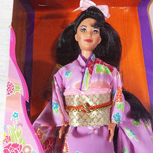 Japanese Barbie® Doll 2nd Edition 1996