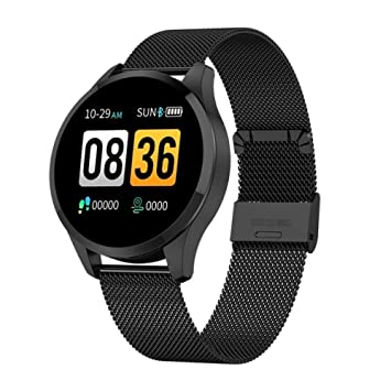 HNLZGL Newwear Q8 Q9 Smart Watch Moda Electrónica Hombres Mujeres ...