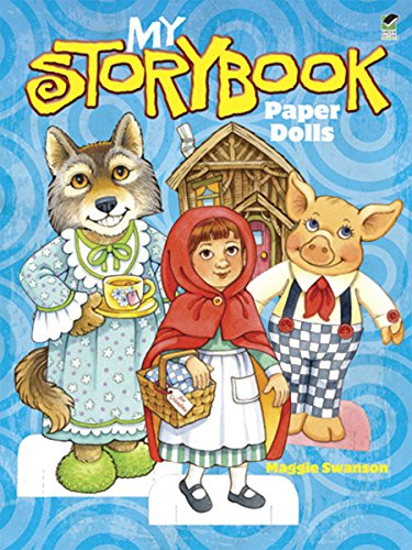 My Storybook Paper Dolls (Dover Paper Dolls)