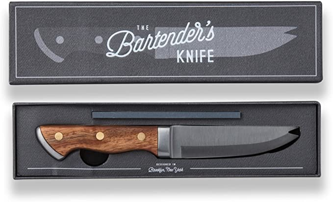 W P Bartender S Knife 7 Inch Premium Steel Multi Purpose Blade Bar Tool Kitchen Dining Amazon Com