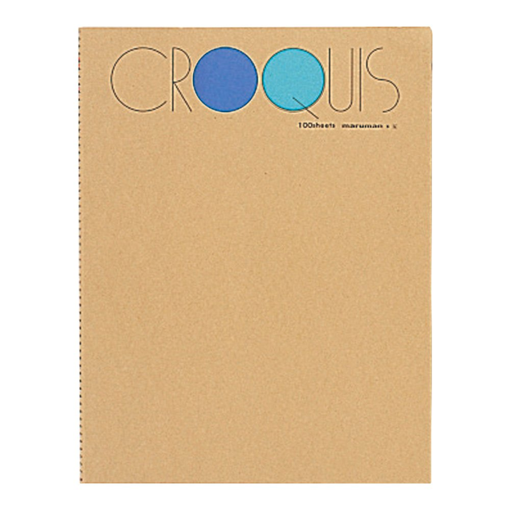 Maruman Premium Quality Drawing Pad and Book (SL-02)