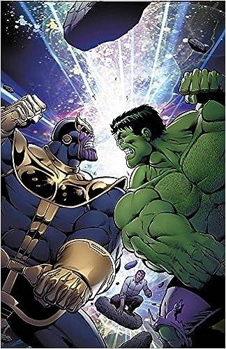 amazon thanos vs hulk jim starlin shonen boys
