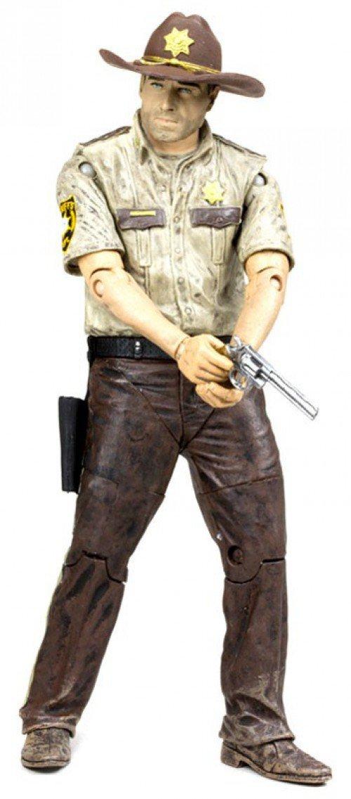 The Walking Dead TV Series 7 Exclusive  Rick Grimes Action Figure 14576