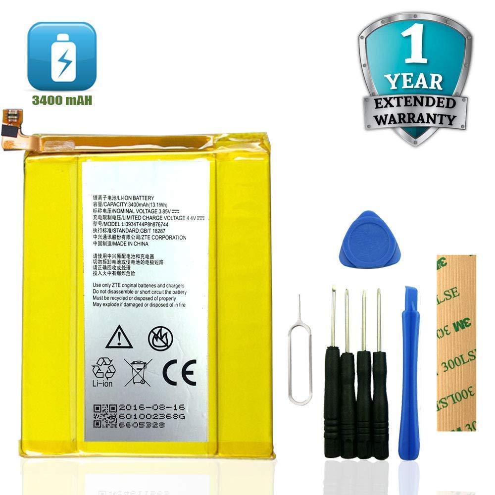 Bateria Para Zte Zmax Pro Z981 Li3934t44p8h876744