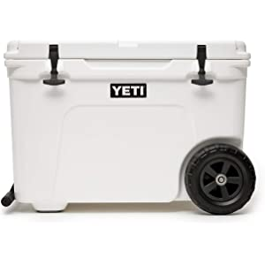 Yeti Coolers On Wheels - Best Rolling Cooler For Beach