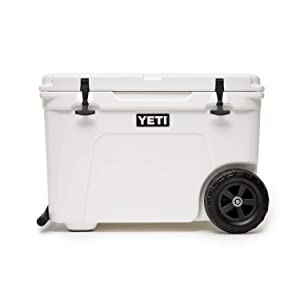 YETI Tundra Haul Portable Wheeled Cooler