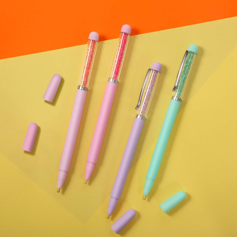 2X 5D Diamant Malerei Werkzeug Punktbohrer Stift mit Licht klares einfach eF2V6