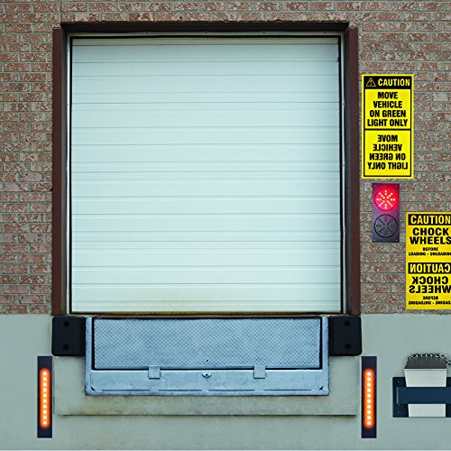 TCS-3000 24V Sure-Lite Exterior Traffic Control System, 5'' Width x 10-3/4'' Height by IDEAL (Image #2)