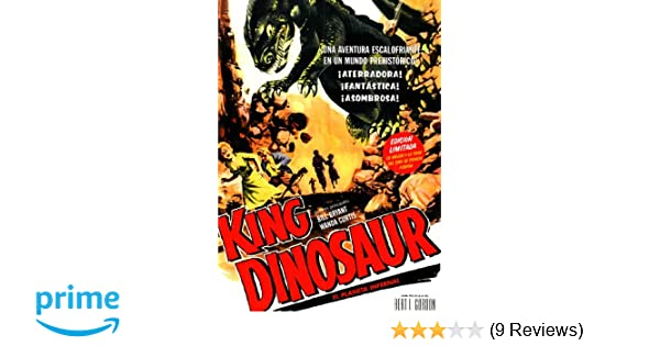Amazon.com: King Dinosaur (El Planeta Infernal): Bill Bryant, Wanda Curtis, bert i. gordon: Movies & TV