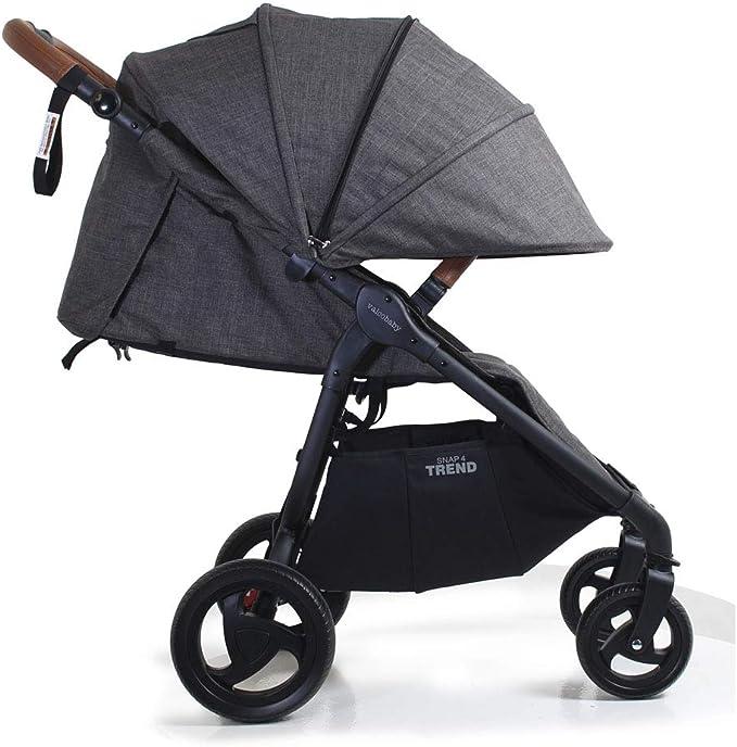 Valco Snap 4 Trend Silla de paseo ligera Gris oscuro