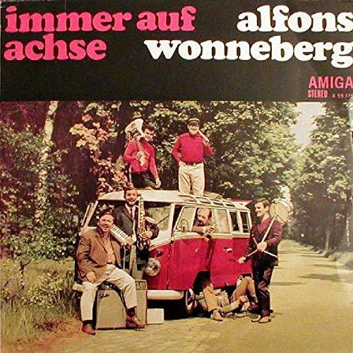 Orchester Alfons Wonneberg - Immer Auf Achse - AMIGA - 8 55 175 (55 175)
