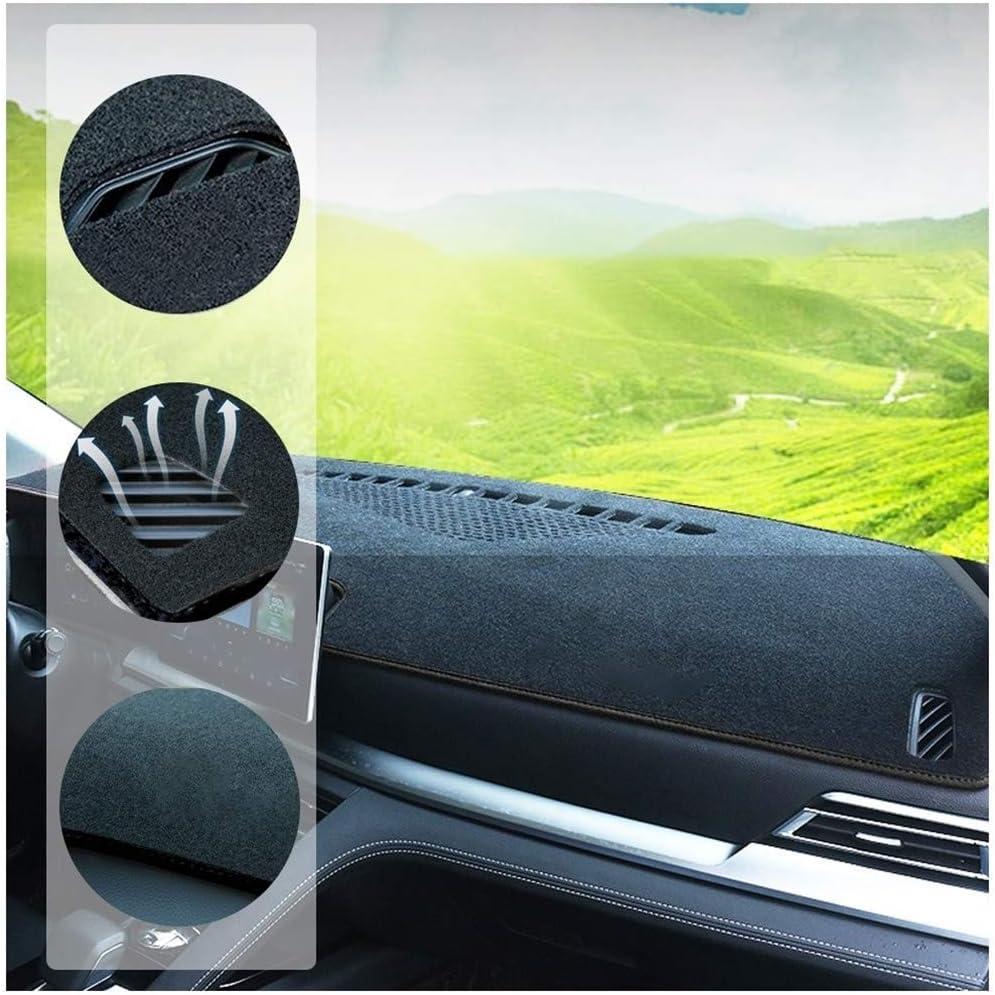 WANLING Dashboard Cover Custom for Lexus RX350 RX450h 2016-2020 Base F Sport F Sport Performance Dash Cover DashMat Black Thread