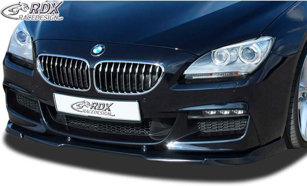 M-Technik Frontsto/ßstange RDX Frontspoiler VARIO-X 6er F06 Gran Coupe Frontlippe Front Ansatz Vorne Spoilerlippe