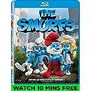 The Smurfs [Blu-ray]