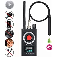 Anti Spy Detector Plus,Hitti RF Detector & Camera Finder, Bug Detector, Upgraded RF Signal Detector, Tracking Device for Wireless Audio Bug, Hidden Camera,GPS Locator (Signal Detector)