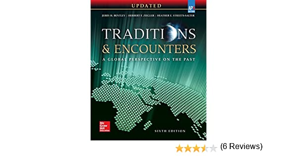 Amazon bentley traditions encounters a global perspective amazon bentley traditions encounters a global perspective on the past updated ap edition 2017 6e student edition ap traditions encounters fandeluxe Image collections